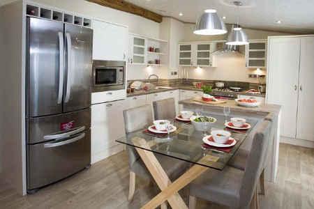 Cuisine Lodge Pemberton