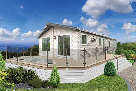 Lodge Clearwater de WILLERBY